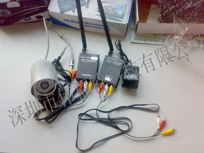 3w无线视频传输器